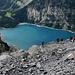 Es sind heute viele Berggänger auf dem Hüttenweg unterwegs.