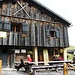 Bevor wir uns auf dem Weg zum Girenspitz machten, kehrten wir zuerst im Bergrestaurant Stams ein. Zu dieser Zeit waren wir noch die einzigen Gäste