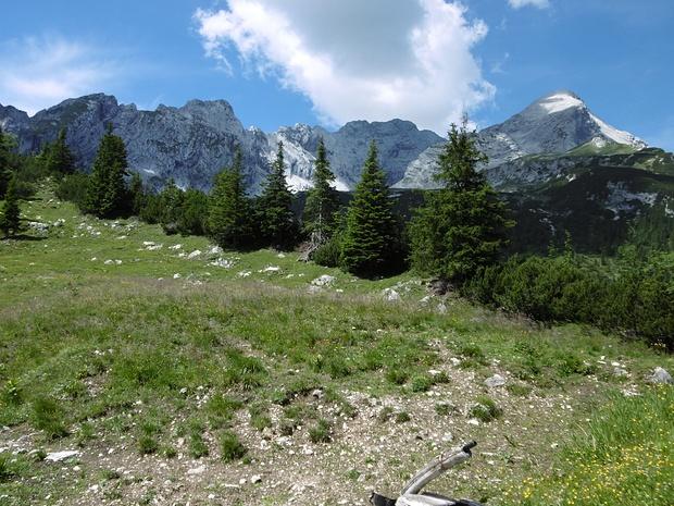Blick von der Stuibenhütte