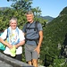 Eccomi con Maria Grazia, la novella escursionista…