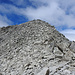 Die letzten Meter auf das Klein Furkahorn