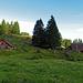 Alp- und Ferienhütten auf der Schwägalp