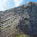 jetzt geht es weiter auf direktem Weg in Richtung Girenspitz, zuerst muss diese Felswand bezwungen werden, eine mögliche Route habe ich in einem Beitrag auf Hirk gefunden und genau so habe ich diese Wand überstiegen.