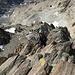 Obwohl die Kletterei nicht schwierig ist, muss man sich dennoch konzentrieren.