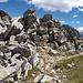 <b>Dopo 4 h e 15 min di cammino arrivo per la prima volta al Pass Ovest dell'Alta Burasca (2514 m): geschafft!</b>