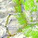 <b>Tracciato GPS Pass Ovest dell'Alta Burasca.</b>