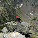 Gipfelbereich erreicht :-)