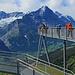 Der Cliff-Walk auf Grindelwald First.