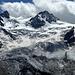 il ghiacciaio appena sopra la chamanna Coaz