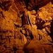 In der Grotte de l'Orbe.