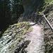 Seul passage délicat du parcours