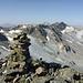 Gipfel Piz Sarsura Pitschen