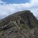 Gipfel des Pizzo Taneda