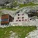 die Tschierva-Hütte; Alt- und Neubau