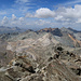 hier oben sind praktisch alle Berge über 3000 Meter hoch.