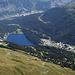 St. Moritz mit dem Lej da San Murezzan