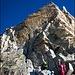 Genussvolles Klettern am SE-Sporn / Foto D. Meyer