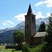 Kirche von Sils-Baselgia