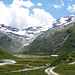 Plaun Vadret mit Alp Muot Selvas