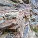 A parte in questi passaggi su rocce che non sono proprio niente male