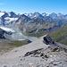 Westgrat, Moiry-Gletscher, Grand Combin