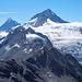 Dent Blanche, Matterhorn