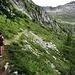 Der Höhenweg auf 1800 m