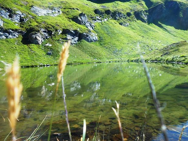 Lago di Taneda inferiore.