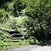letzte Treppen bis zur Straße