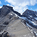 Gipfelblick zu Steghorn und Wildstrubel
