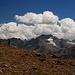 Aufstieg zum Vorgipfel, im Hintergrund die Livigno Alpen. Da muss ich passen.