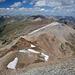 Schöne Farben, der nächste Gipfel an diesem Kamm ist der Munt Cotschen