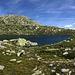 Am Lago superiore d'Orsirora.