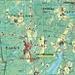 Meine Route von Haanja zum höchsten Esten Suur Munamägi (318,1m).