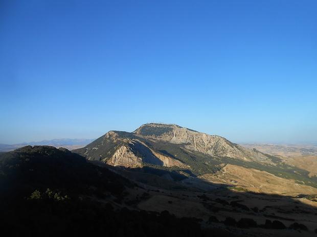 Monte Cammarata.