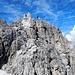 Gipfelaufbau der Elferspitze (2505 m)
