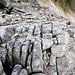 Formazioni rocciose a cubi, spettacolari