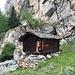 Die Hütte von Untere Bode...