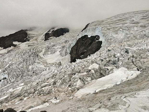 wild Lys Glacier