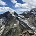 La Punta Grober dalla cima del Pizzo Bianco