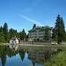 """Ein """"Grand Hotel"""" am Grosssee"""