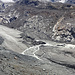 Die zerfallende Gletscherzunge