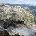 Gletscherrest der Pizzi dei Rossi