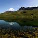 Panorama am Seefeldsee.
