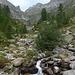 oberes Val Vegorness - rechts oben der Pizzo di Scinghign