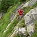 Auf dem 'Weg' zur Alpe Costa