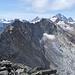 Blick zum Hinter Zinggenstock P. 3070 m und zum Vorder Tierberg
