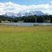 Geroldsee mit Blick ins Karwendel