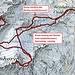 Details der Route (Empfehlungen Stand 30.8.2017, bei veränderten Bedingungen selbstverständlich neu zu beurteilen)