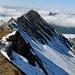 Der Gipfelbereich des Brienzer Rothornes.
